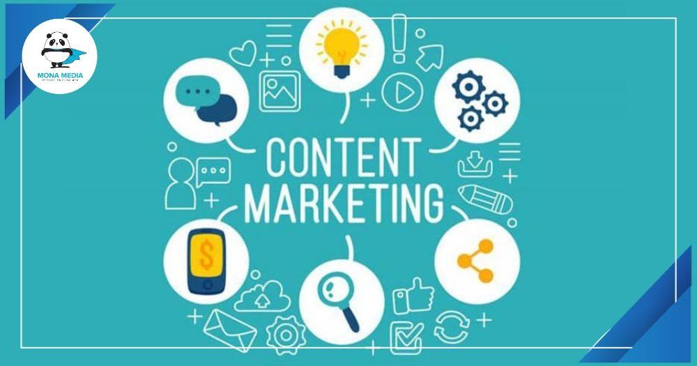 Thực hiện chiến dịch content marketing.