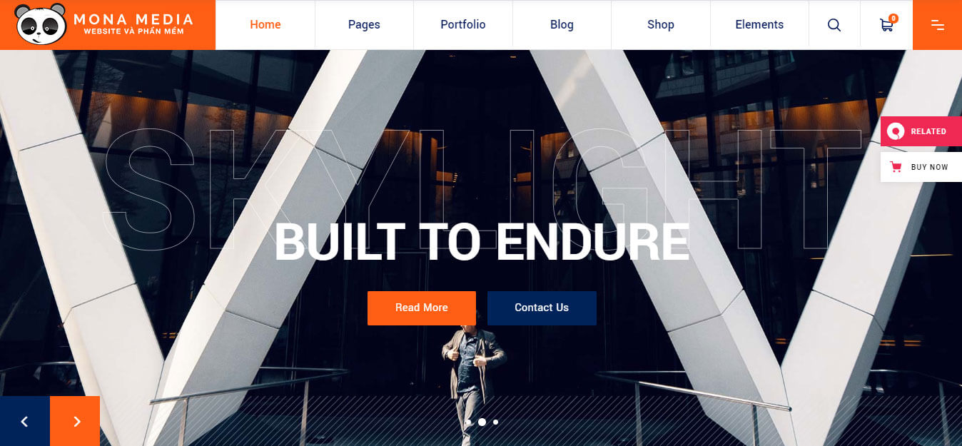 chức năng website công ty xây dựng