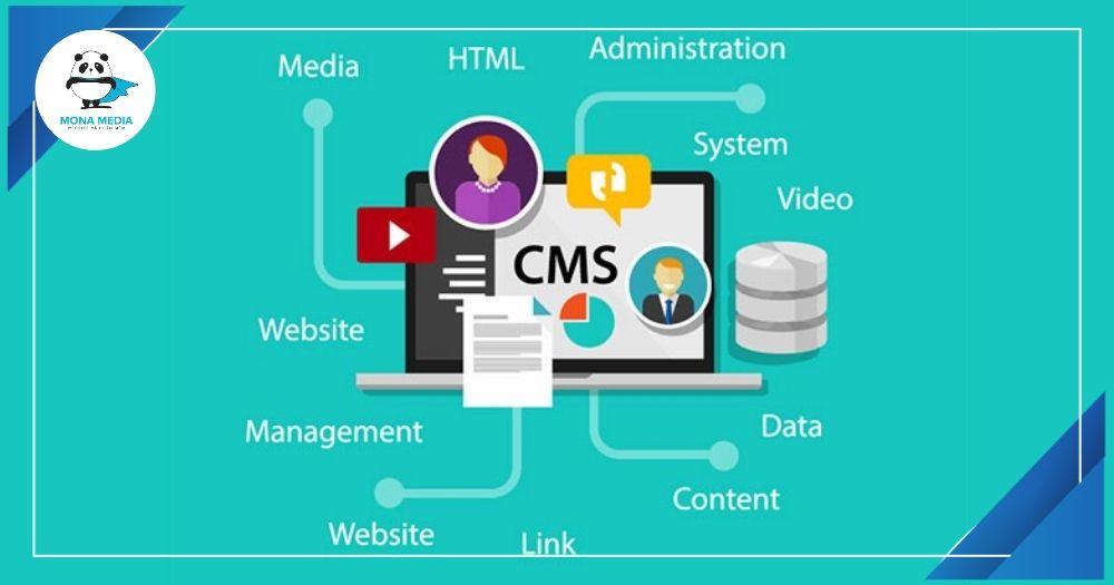 CMS là hệ mã nguồn mở quản trị nội dung website.