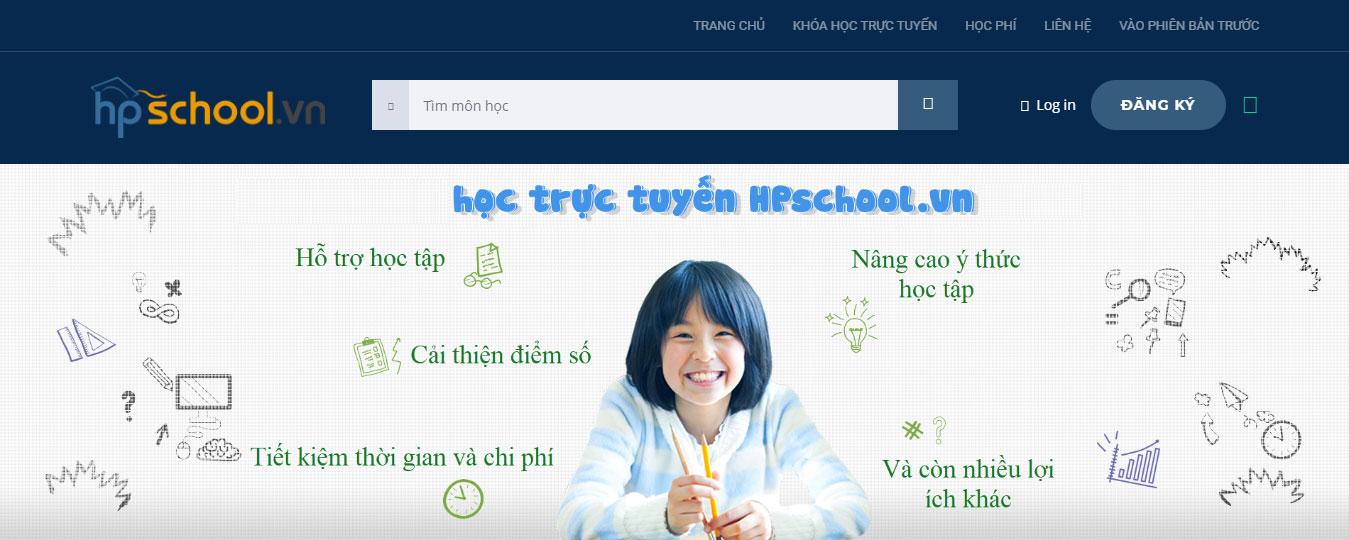 Dự án website học trực tuyến của Mona