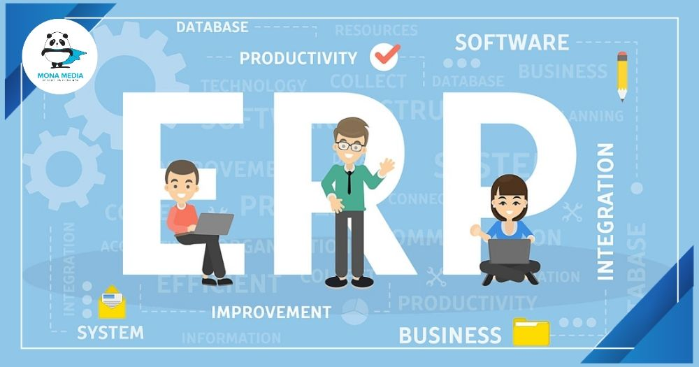 ERP là phần mềm quản lý doanh nghiệp