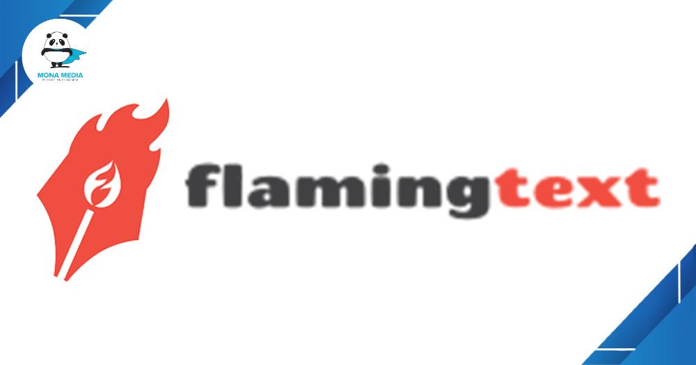 Flaming Text.