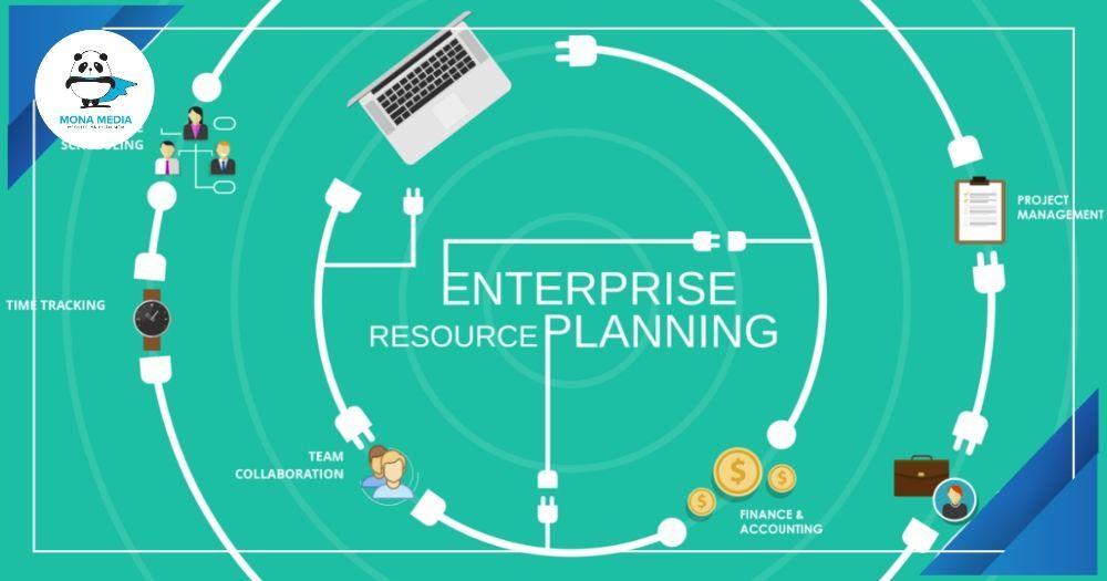ERP là một hệ thống phần mềm tầm cỡ lớn