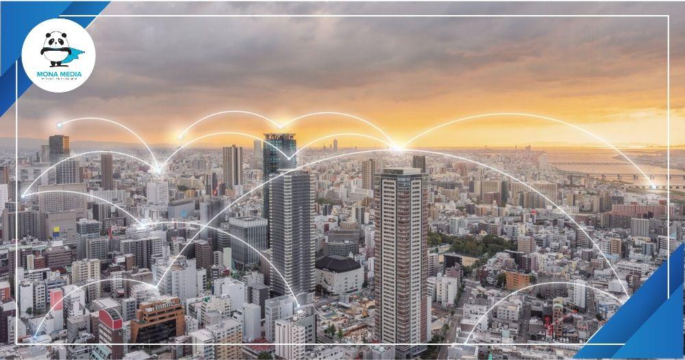Khả năng kết nối và mở rộng cao
