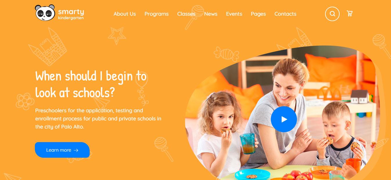 Lưu ý khi thiết kế website trường học