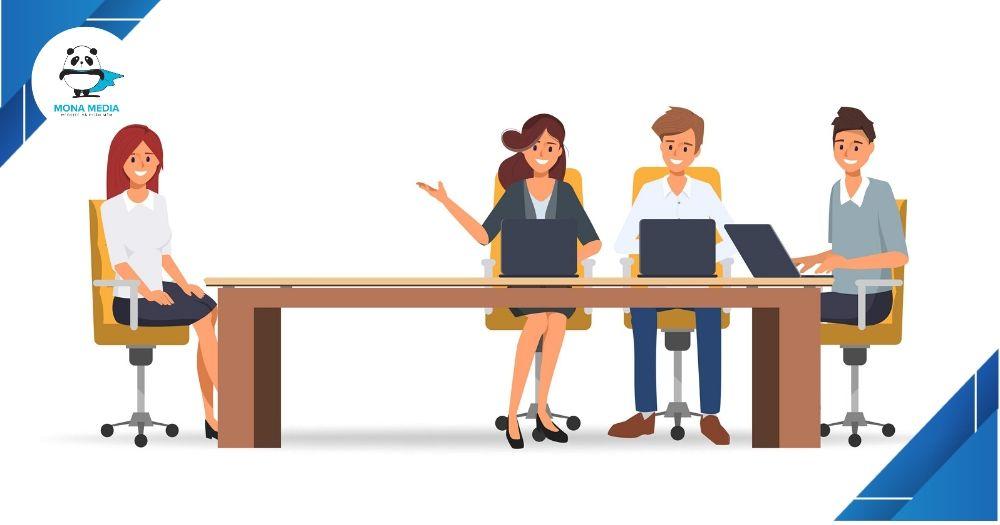 Tính năng tuyển dụng giúp cho quá trình tuyển dụng nhanh chóng