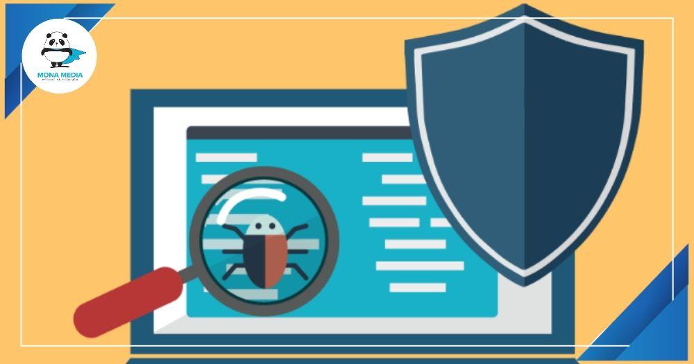 Phần mềm diệt virus có vai trò lớn