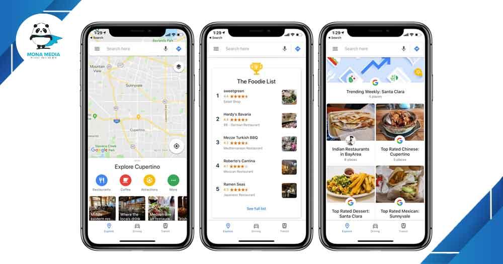 Thực hiện theo các bước để đưa địa chỉ lên Google Maps