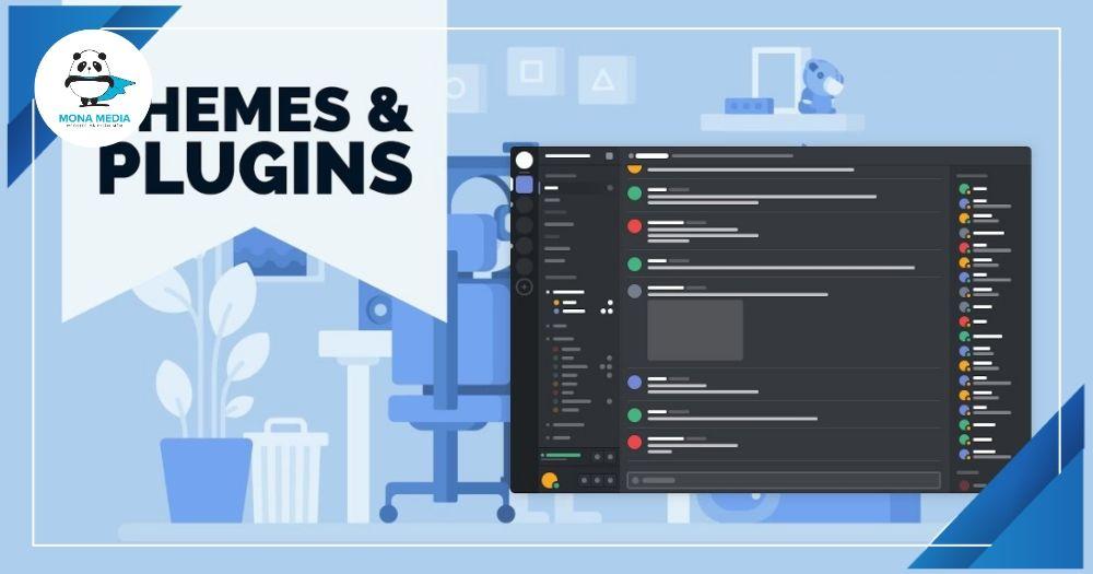 Theme và plugin