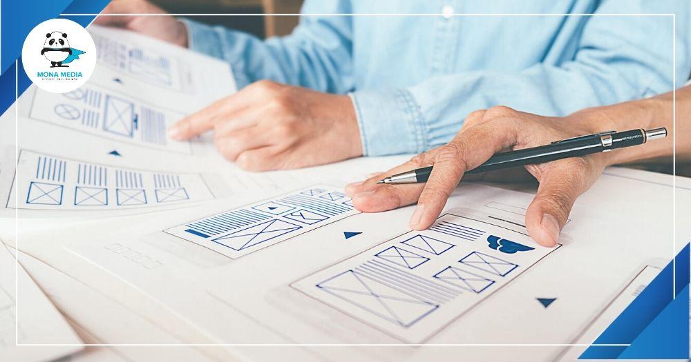 Thiết kế phần mềm quản trị doanh nghiệp ERP tại Mona