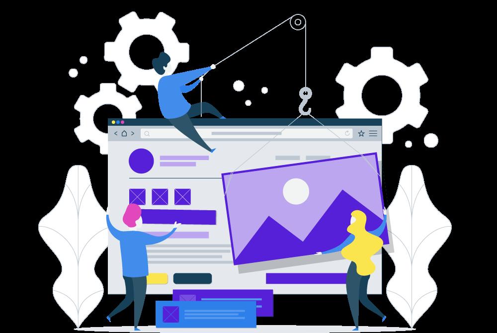 Thiết kế web app trọn gói