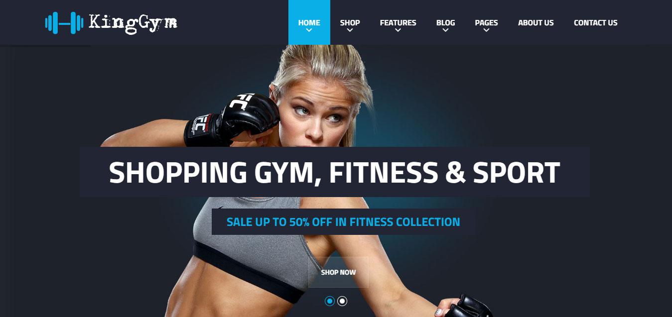 Tối ưu website giới thiệu phòng tập gym tại Mona