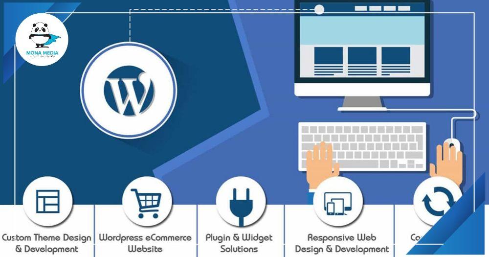 dịch vụ thiết kế website giá rẻ tại Mona