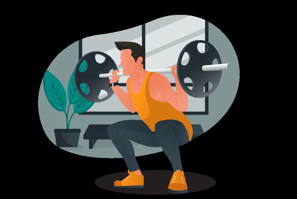 Thiết kế web phòng tập gym