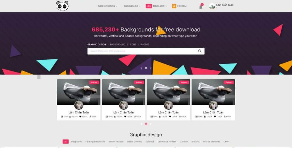 thiết kế website rao vặt tại Monamedia