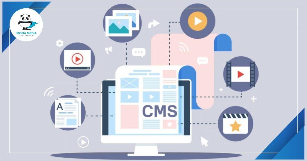 Các tính năng của CMS