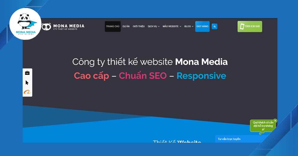 thiết kế website chuẩn SEO là vô cùng quan trọng