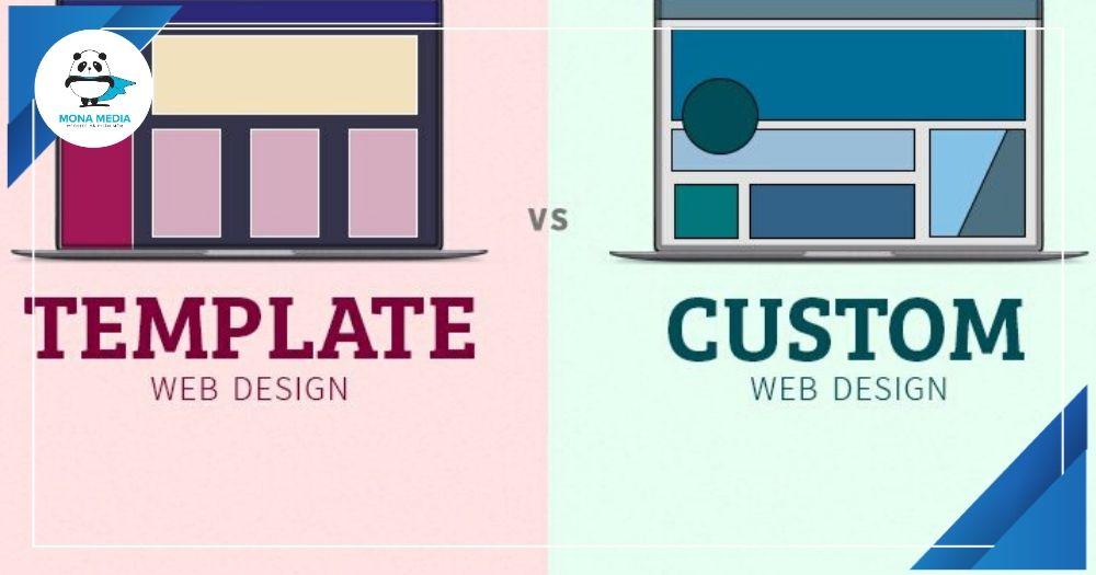 website cao cấp và web giá rẻ