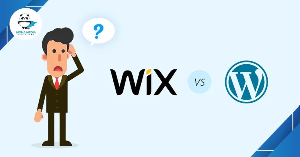 Chọn Wix hay WordPress