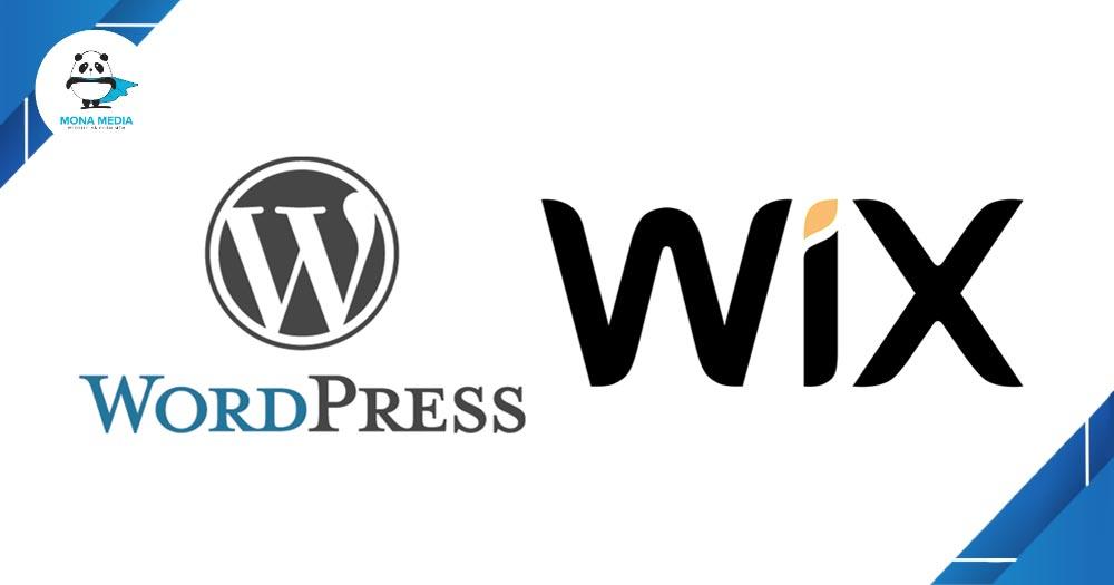 Nền tảng Wix và WordPress