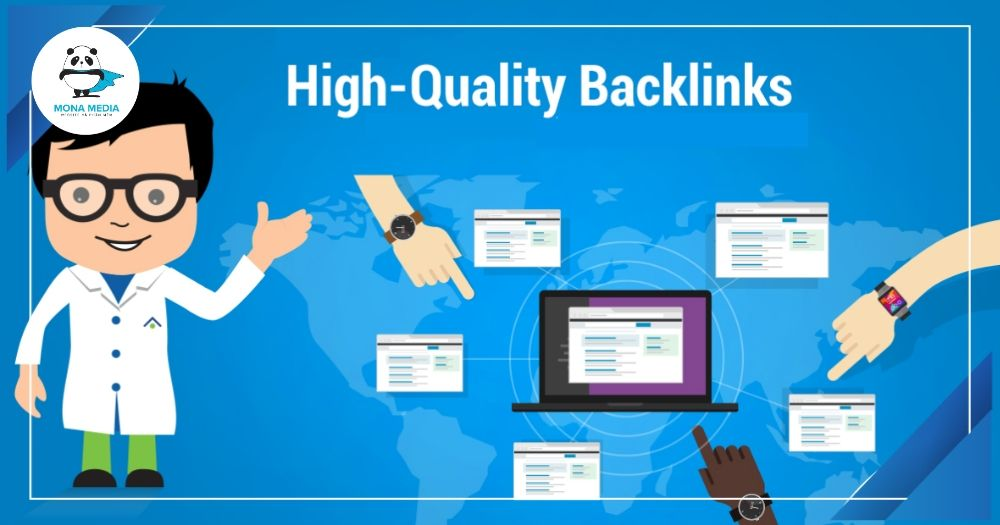 Xây dựng hệ thống backlink