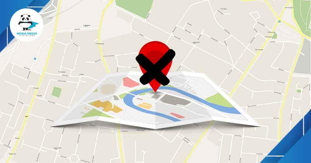 Xóa địa chỉ doanh nghiệp trên Maps