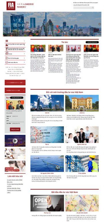 website tin tức FIA
