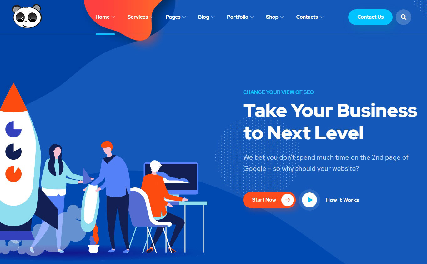 Dịch vụ thiết kế website công ty quảng cáo