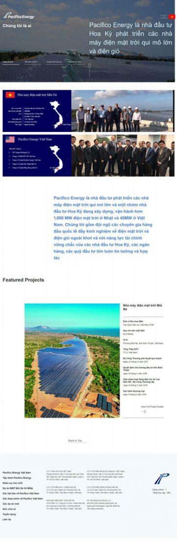 Pacifico Energy