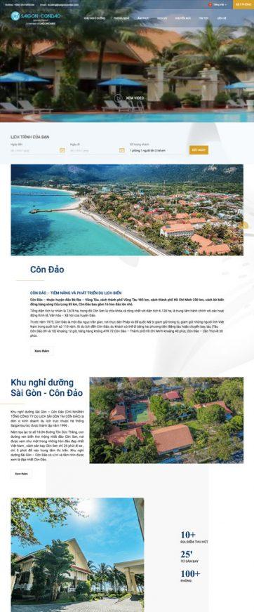 Sài Gòn - Côn Đảo
