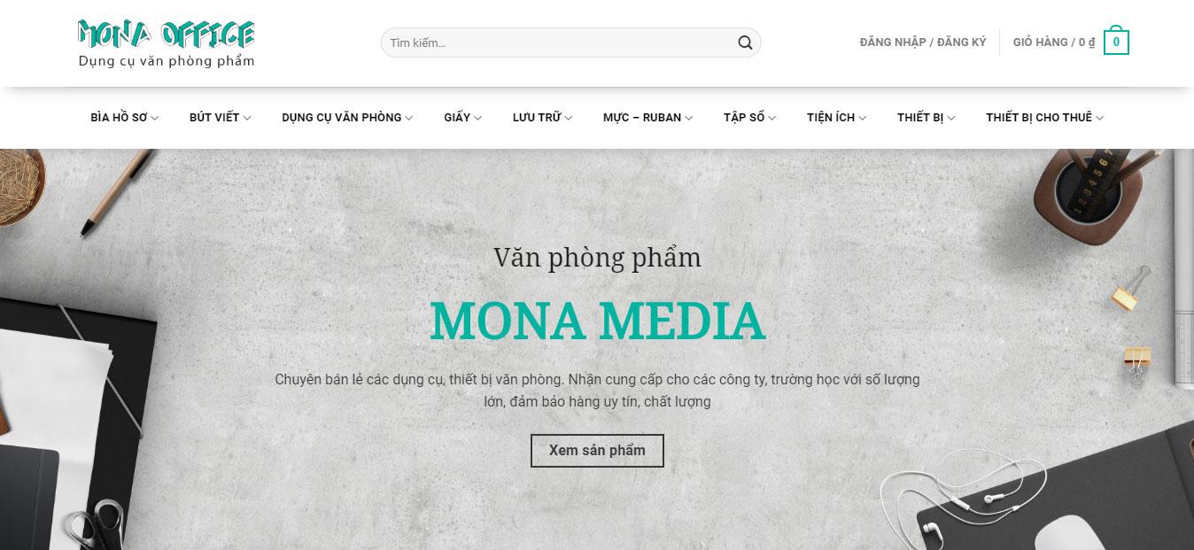 Chọn công ty thiết kế website Monamedia