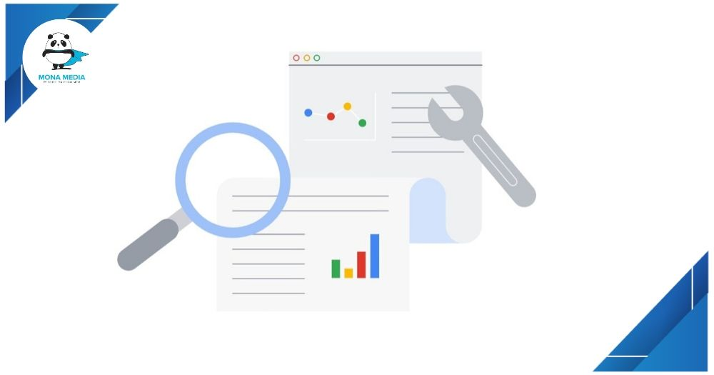 Sử dụng Search console