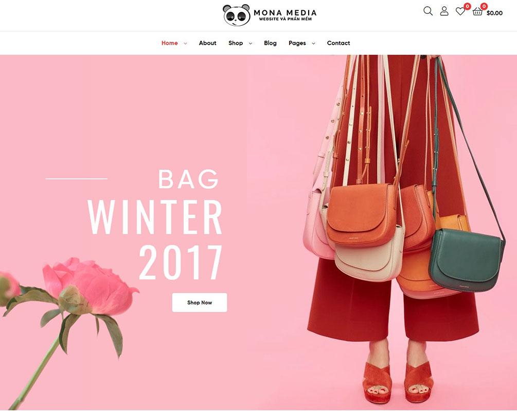 Yêu cầu trong thiết kế website thương mại điện tử