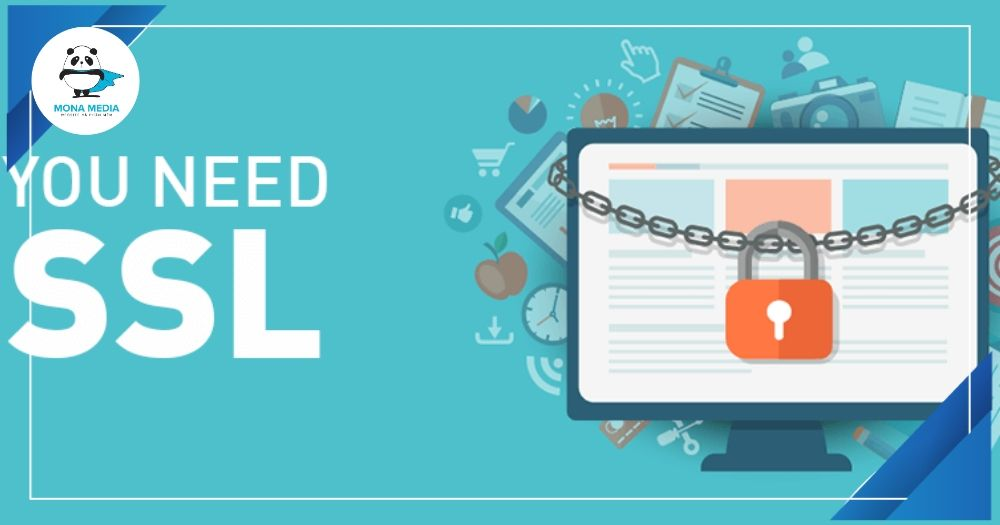 Chứng chỉ SSL rất quan trọng cho website