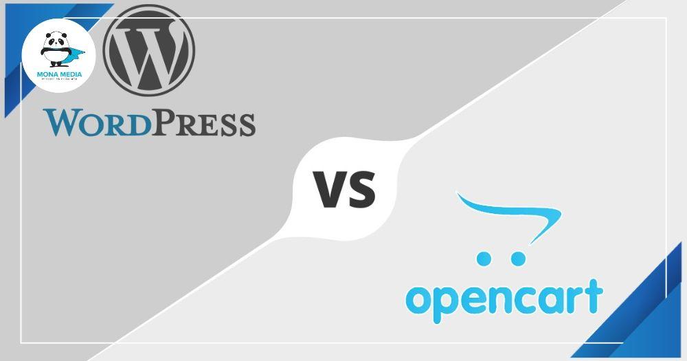 Đánh giá Opencart và WordPress