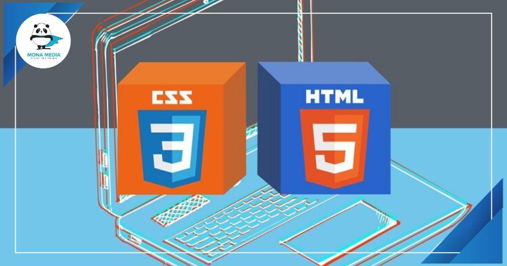 HTML5 và CSS3 hỗ trợ thiết kế website
