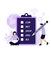 Mua domain - gói hosting