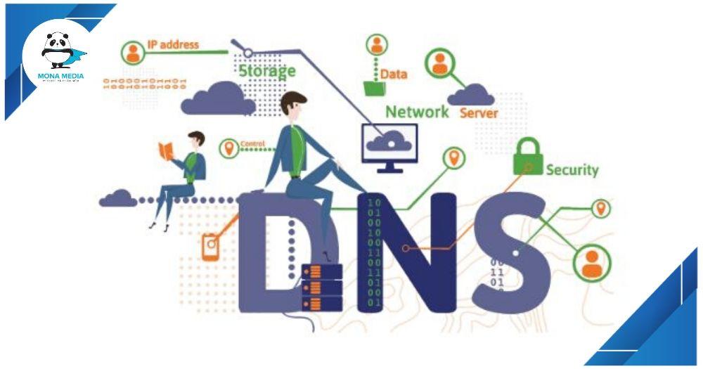 Nguyên tắc hoạt động của DNS