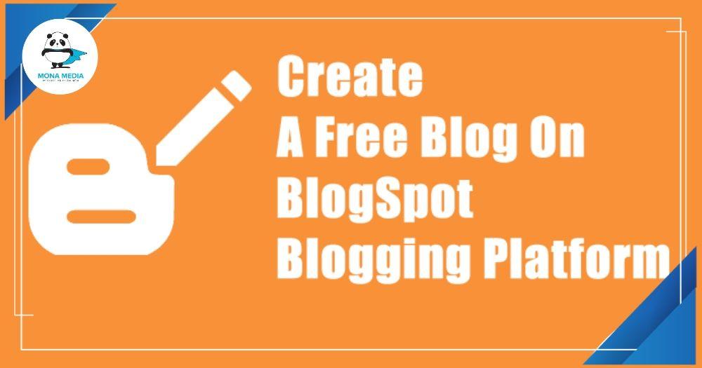 Thiết kế web bằng blogspot