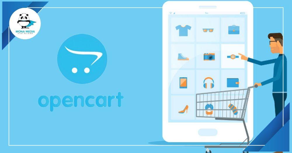 Tính năng của Opencart