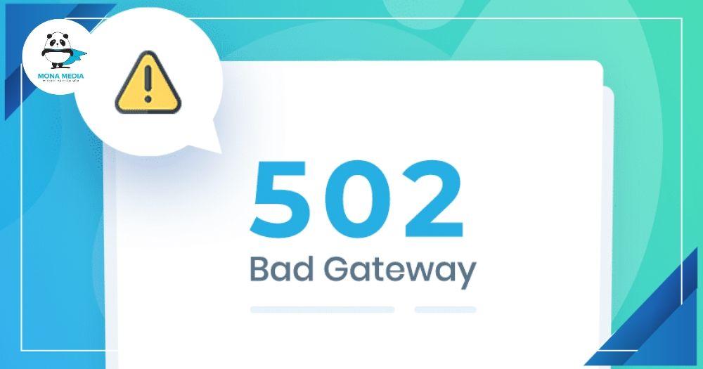 nguyên nhân gây lỗi 502