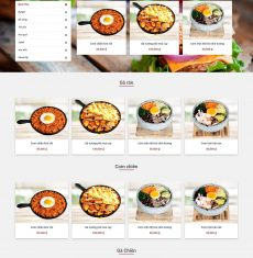 dualeofood trang chu