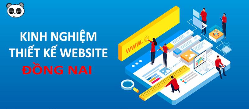 Những kinh nghiệm khi chọn website Đồng Nai