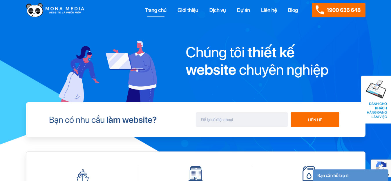 Tại sao lựa chọn Mona Media để thiết kế website Đồng Nai?